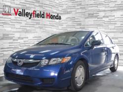 Honda Civic Sdn DX-G AC GR.ELECTRIQUE MAGS 2011