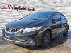 2014 Honda Civic Sedan DX VITRES ÉLECTRIQUES PRISE AUX