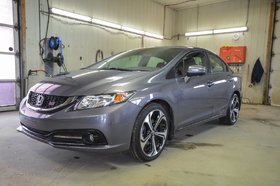 Honda Civic Sedan SI NAVIGATION TOIT AC MAGS PNEUS HIVER 2015