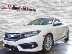 2016 Honda Civic TOURING CUIR MAG NAV CAMÉRA TOIT