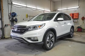Honda CR-V TOURING CUIR TOIT AUTO AC MAGS 2015
