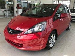 2014 Honda Fit LX AC AUTO PORTE ELECTRIQUE