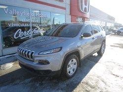 Jeep Cherokee Sport/Mags et pneus hiver/ seulement 67$/SEM 2014