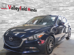 2017 Mazda Mazda3 GX MAGS AC CAMÉRA BLUETOOTH JAMAIS ACCIDENTÉ