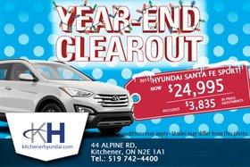 Get the 2015 Hyundai Santa Fe Sport
