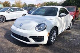 2018 Volkswagen Beetle TRENDLINE AUTO