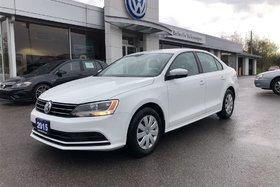 2015 Volkswagen JETTA BASE/S