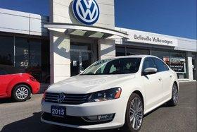 2015 Volkswagen PASSAT SE Comfortline