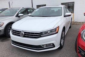 2018 Volkswagen Passat COMFORTLINE AUTO
