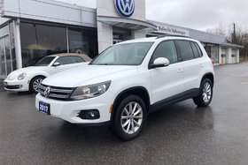 2017 Volkswagen Tiguan Wolfsburg Edition 2.0TSI 4MOTION
