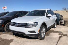 2019 Volkswagen Tiguan TRENDLINE FWD