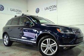 2015 Volkswagen Touareg TDI Execline R LINE