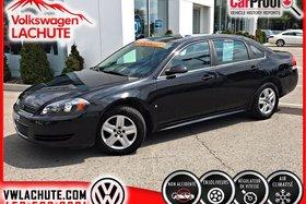 Chevrolet Impala LS+AUCUN CARPROOF+INSPECTION SÉCURITAIRE FAIT+AIR+ 2010