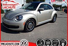2015 Volkswagen Beetle CLASSIC + NAV + TOIT + !! 30, 100 KM !! +