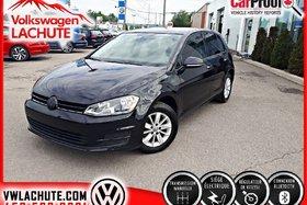 2015 Volkswagen Golf TRENDLINE +  MAGS + 1.8 TSI + 5 VITESSES +
