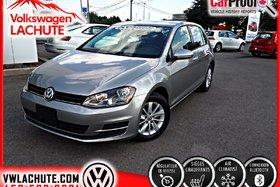 2015 Volkswagen Golf TRENDLINE + AUTOMAT + MAGS+ TRÈS PROPRE + A/C !!