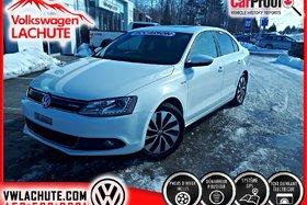 Volkswagen Jetta HYBRIDE + HIGHLINE + CUIR + TOIT + !! 80,821 KM ! 2013