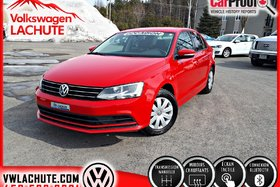 Volkswagen Jetta TRENDLINE PLUS + 5 VITESSES + AIR + ! 54566 KM ! + 2015