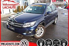 Volkswagen Tiguan COMFORTLINE + TOIT + MAGS 17+ !! 47, 255 KM !! + 2015