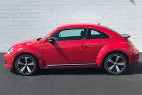 2012 Volkswagen Beetle Sportline