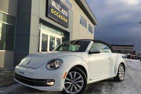 2015 Volkswagen Beetle 1.8 CABRIO*SIÈGES CHAUFFANT,BLUETOOTH,CRUISE,ETC*