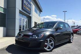 Volkswagen Golf GTI 3PORTES MANUELLE**JAMAIS ACCIDENTÉ** 2015