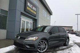 Volkswagen Golf R 2.0TSI**GPS,RADIO FENDER,SIÈGES ÉLEC,ETC** 2018