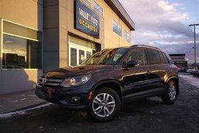2014 Volkswagen Tiguan Trendline+**AWD, BAS KM , 1 PROPRIO!!**