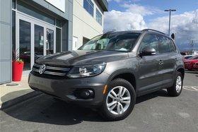 Volkswagen Tiguan TL**BLUETOOTH,TEINTÉES,DÉMAREUR** 2014