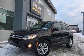 Volkswagen Tiguan 2.0TSI**AWD,SIÈGES CHAUFFANT,CRUISE,SAT,ETC** 2015