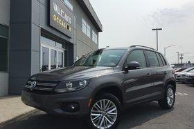2016 Volkswagen Tiguan SE 4 MOTION**CAMÉRA RECUL,ACCÈS SANS CLÉ,TACTILE**