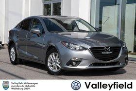 Mazda Mazda3 *DERNIÈRE CHANCE!*GS+TOIT OUVRANT 2015