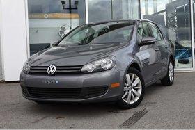Volkswagen Golf 2.5L * CERTIFIÉ * A/C * SIEGES CHAUFF * 2013
