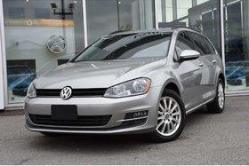 Volkswagen Golf 2.0 TDI Comfortline*NAV*CUIR*SIEGES CHAUFF* 2015