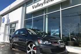 Volkswagen GTI * IMPÉCABLE *AUTOBAHN*CERTIFIÉ 2015