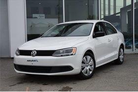 Volkswagen Jetta Manuelle. A/C SIEGES CHAUFF CRUISE 2012