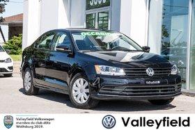 Volkswagen Jetta *NOUVEL ARRIVAGE!*TRENDLINE+ CERTIFIÉ 2015