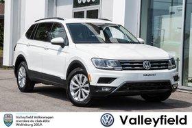 Volkswagen Tiguan *NOUVEL ARRIVAGE!* AWD LE MEILLEUR AMI DE L'HOMME! 2018