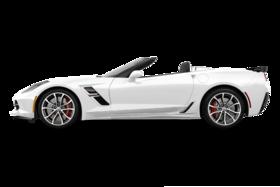 Chevrolet Corvette Convertible Grand Sport 2017