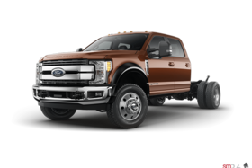 Ford Chassis Cab F-450 2017