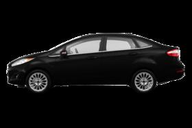 Ford Fiesta Sedan 2018