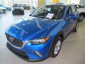 Mazda CX-3 GS 2016 **DÉMONSTRATEUR**