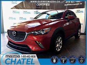 Mazda CX-3 GS AWD (AUTO A/C) 2016