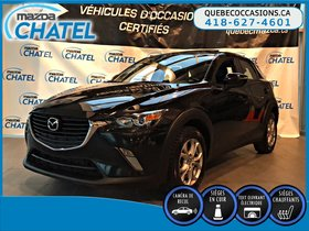 Mazda CX-3 GS-L - CUIR - TOIT OUVRANT - SIEGES CHAUFFANTS 2016 **GARANTIE COMPLETE MAZDA JUSQU'EN OCTOBRE  2019**