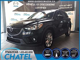 Mazda CX-5 GT AWD (AUTO A/C) 2015 **GARANTIE PROLONGÉE MAZDA INCLUSE**