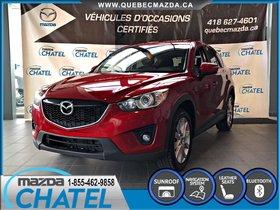 Mazda CX-5 GT AWD -CUIR - TOIT OUVRANT - SIEGES CHAUFFANTS 2015 **GARANTIE PROLONGÉE MAZDA INCLUSE**