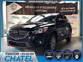 Mazda CX-5 GS AWD - SIÈGES CHAUFFANTS - TOIT OUVRANT - 2016