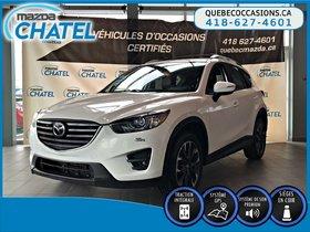 Mazda CX-5 GT AWD - GR. TECH - GPS - CUIR- 2016