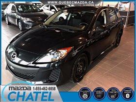Mazda Mazda3 Sport GS-SKY (MANUELLE A/C) 2012