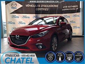 Mazda Mazda3 Sport GT-TECH PKG 2015